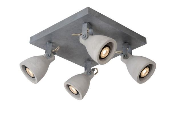 Lampa sufitowa CONCRI-LED - 05910/19/36