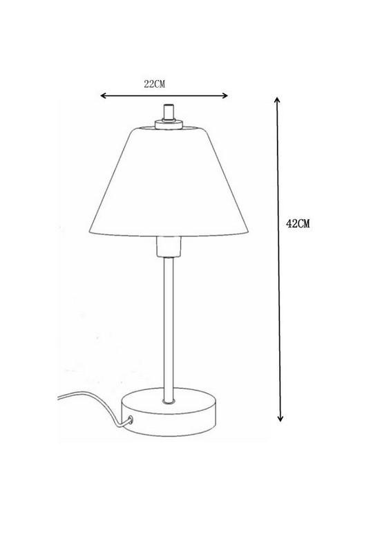 Lampa stołowa TOUCH - 12561/21/12