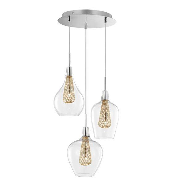 Lampa wisząca FILO - 1500202803