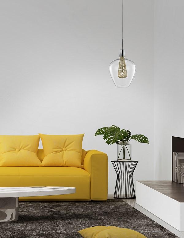 Lampa wisząca FILO - 1500202821