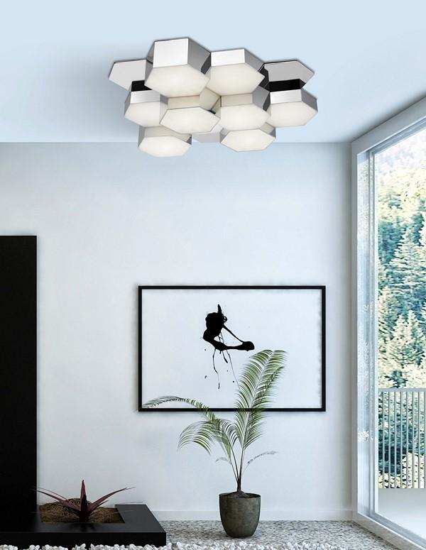 Lampa sufitowa PETTINE - 1500301609