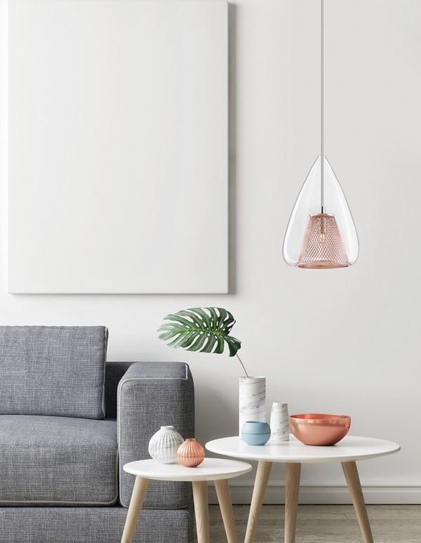 Lampa wisząca FLAM - 1600200501