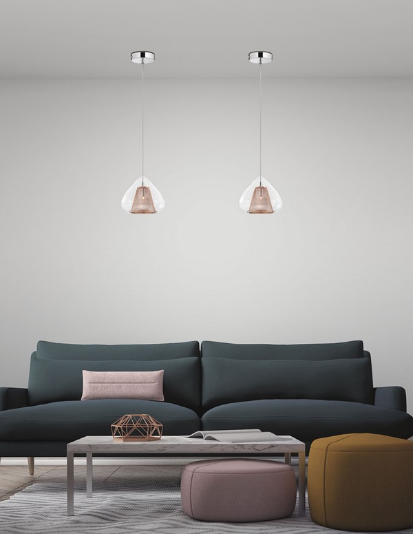 Lampa wisząca FLAM - 1600200502