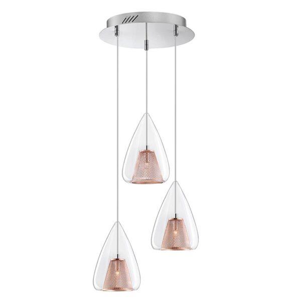 Lampa wisząca FLAM - 1600200503