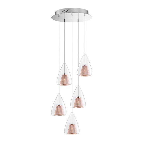 Lampa wisząca FLAM - 1600200507