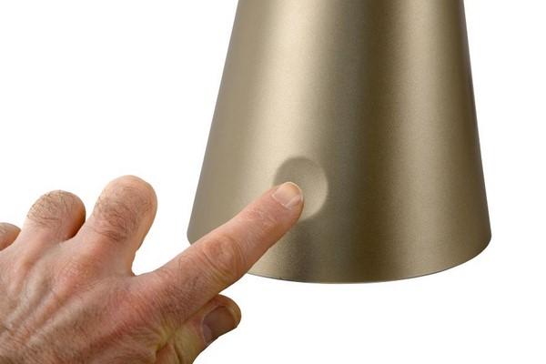Lampka biurkowa GOOSY-LED - 18655/04/02