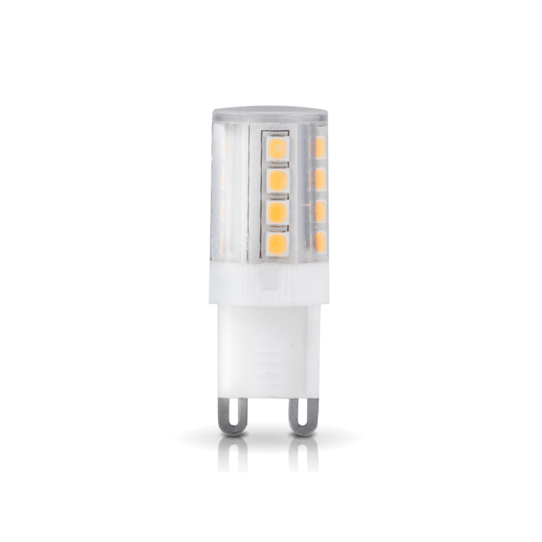 Żarówka LED G9 4W barwa ZIMNOBIAŁA - KAG94WZB360