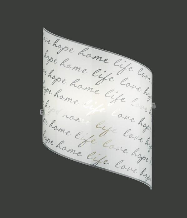 Lampa ścienna SIGNA - 202500101