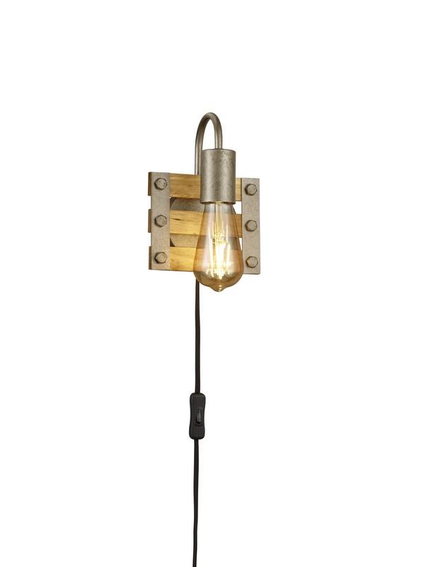 Lampa ścienna KHAN - 205570167