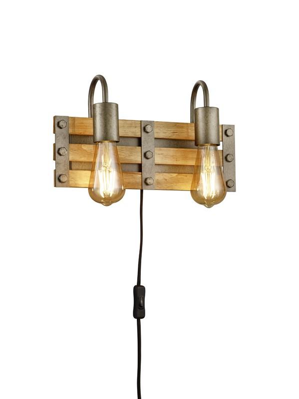 Lampa ścienna KHAN - 205570267