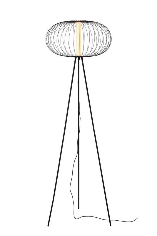 Lampa podłogowa CARBONY - 20714/05/30
