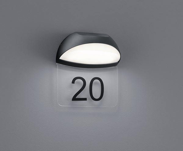 Lampa ścienna MUGA - 228360142