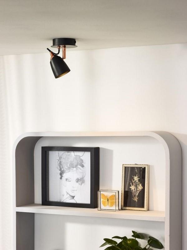 Lampa sufitowa RIDE-LED - 26956/05/17