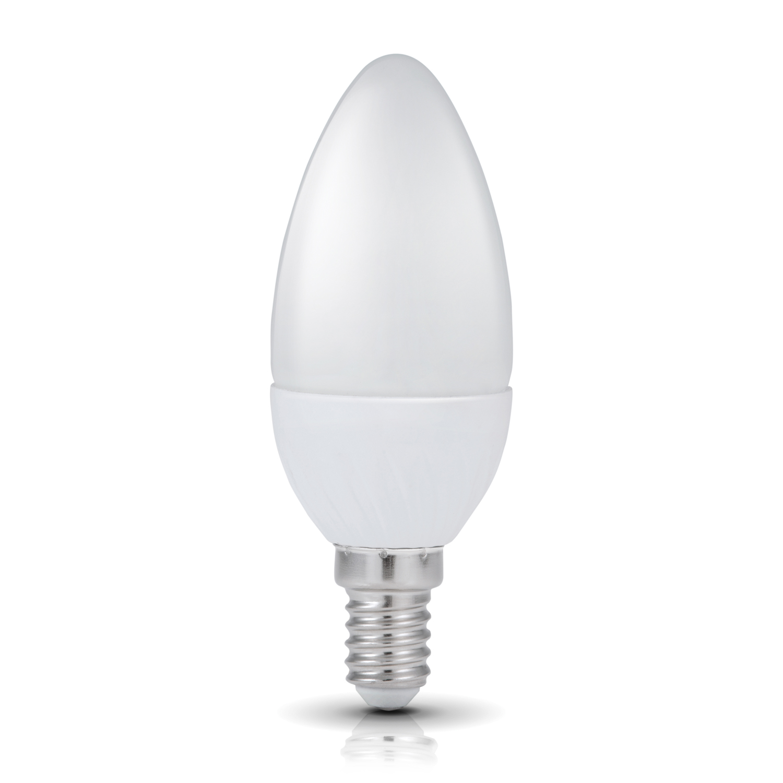 Żarówka LED E14 SW 6W barwa ZIMNOBIAŁA - KASWE146WZB