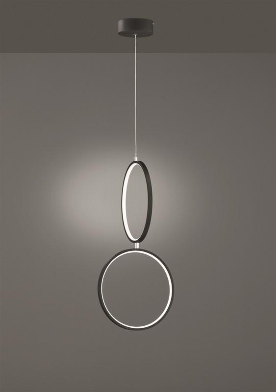 Lampa wisząca RONDO - 322610232