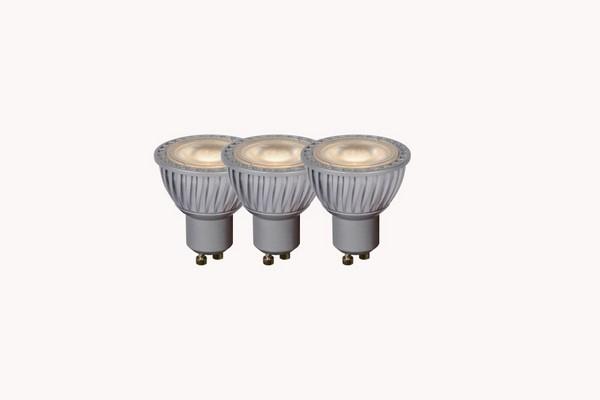Żarówka Led Bulb GU10 3x4,5 W 320 Lm 3000 K - 49000/13/36