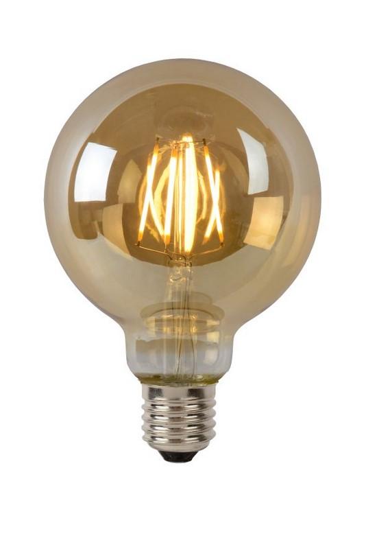 Żarówka Led Bulb E27 1x5 W 450 Lm 2700 K - 49016/05/62