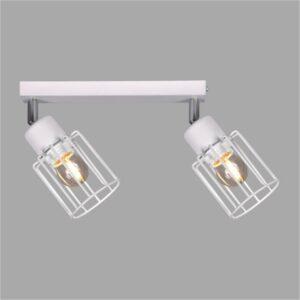 Lampa sufitowa K-4571 z serii TROY WHITE