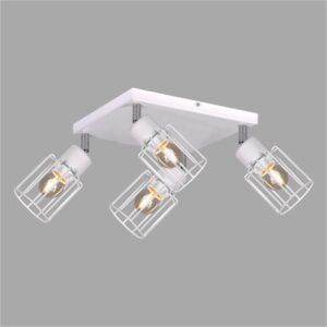 Lampa sufitowa K-4573 z serii TROY WHITE