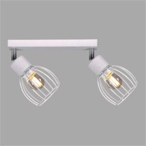 Lampa sufitowa K-4575 z serii MIKA WHITE