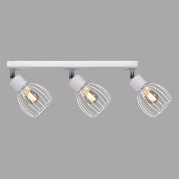 Lampa sufitowa K-4576 z serii MIKA WHITE