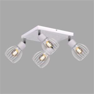 Lampa sufitowa K-4577 z serii MIKA WHITE