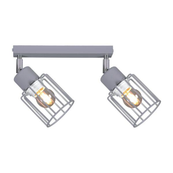 Lampa sufitowa K-4581 z serii TROY GRAY