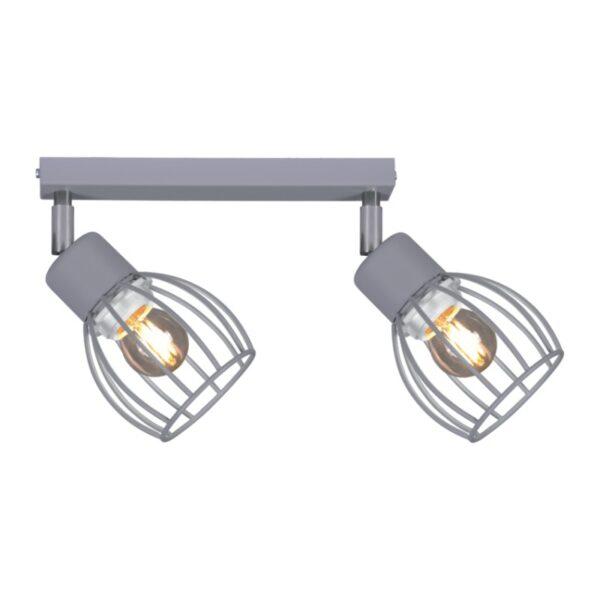 Lampa sufitowa K-4585 z serii MIKA GRAY