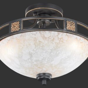 Lampa sufitowa QUINTA - 608100324