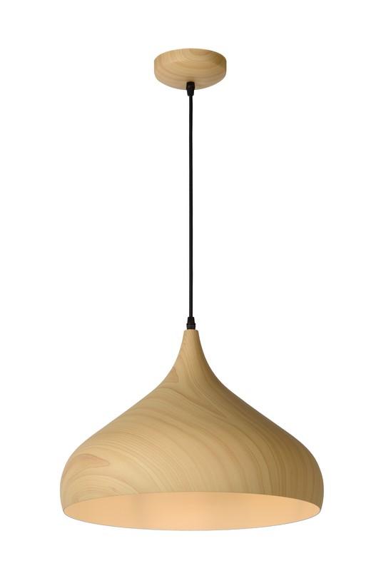 Lampa wisząca WOODY - 76360/01/76