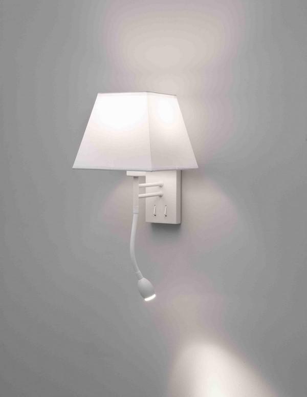 Lampa ścienna VALENCIA - 8127401