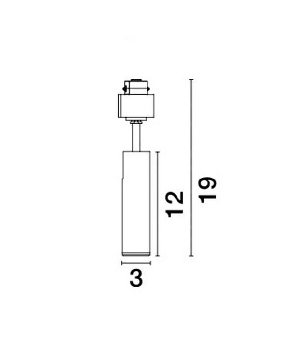 Lampa techniczna NAP - 8252009
