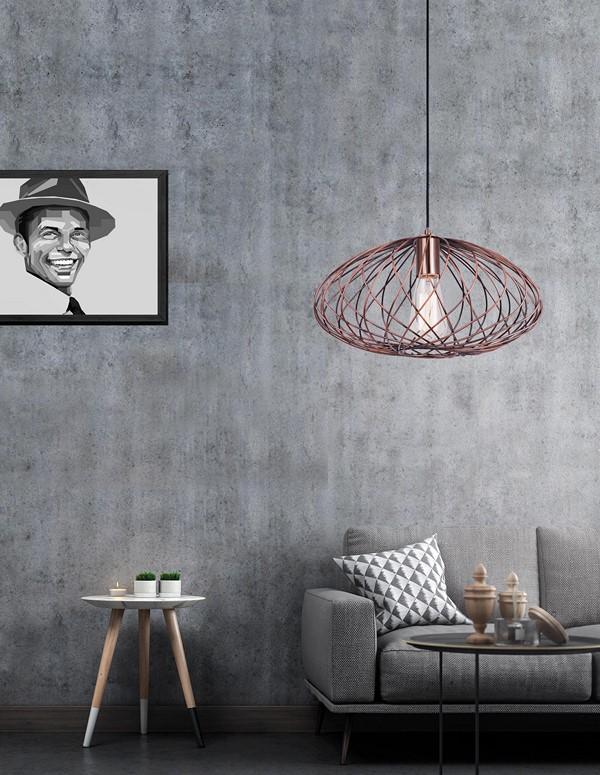 Lampa wisząca ERIBERTO - 8436420
