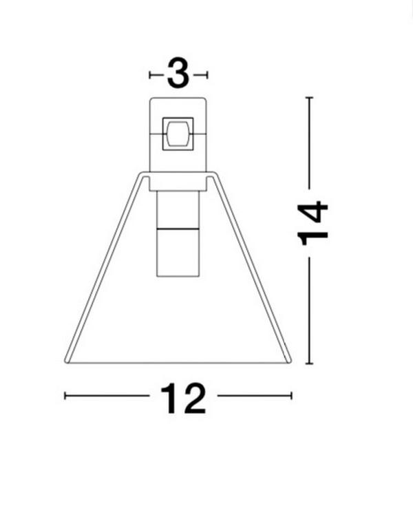 Lampa techniczna COCKTAIL - 9090290