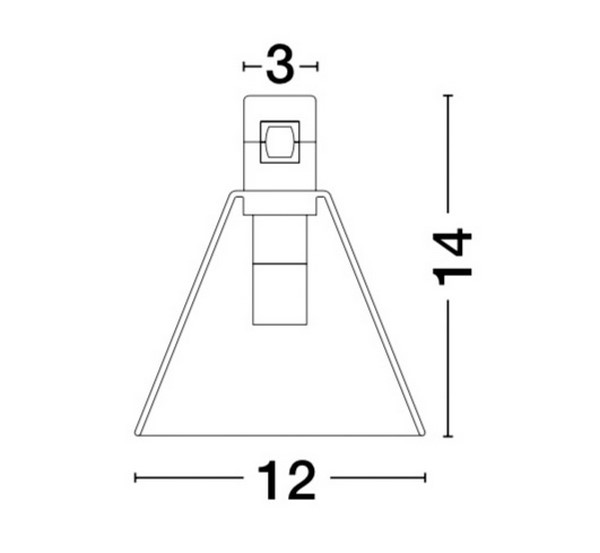 Lampa techniczna COCKTAIL - 9090291
