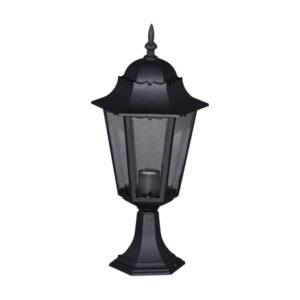 Lampa ogrodowa K-5006S - czarna