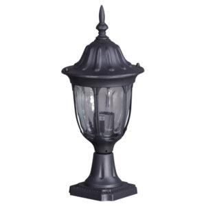 Lampa ogrodowa K-5007S2/N z serii VASCO - czarna