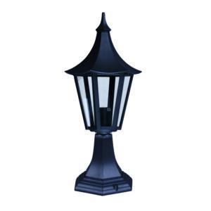 Lampa ogrodowa K-5010S - czarna
