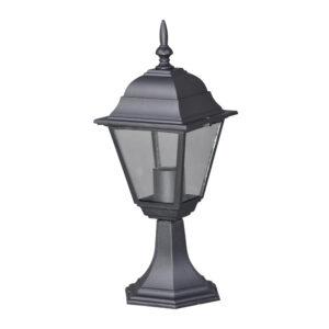 Lampa ogrodowa K-5019S/N - czarna