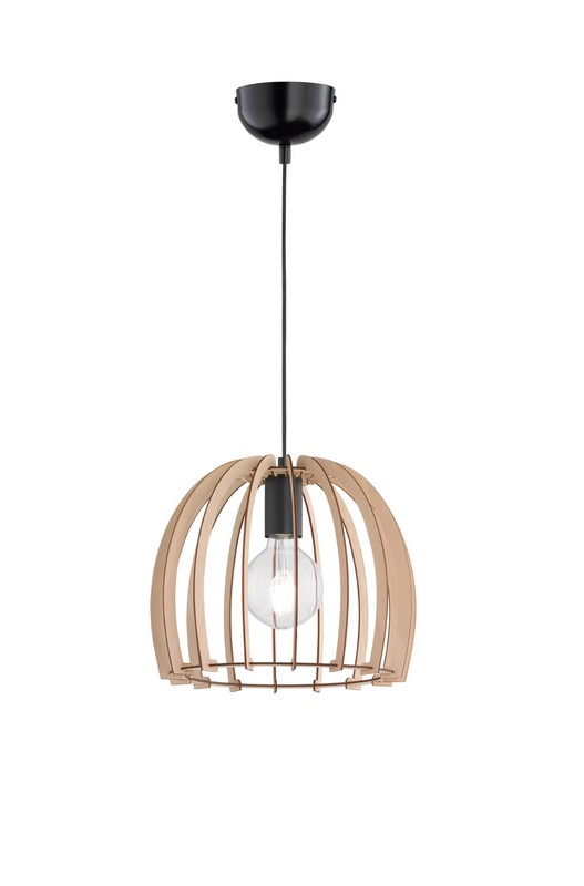 Lampa wisząca WOOD - R30253030