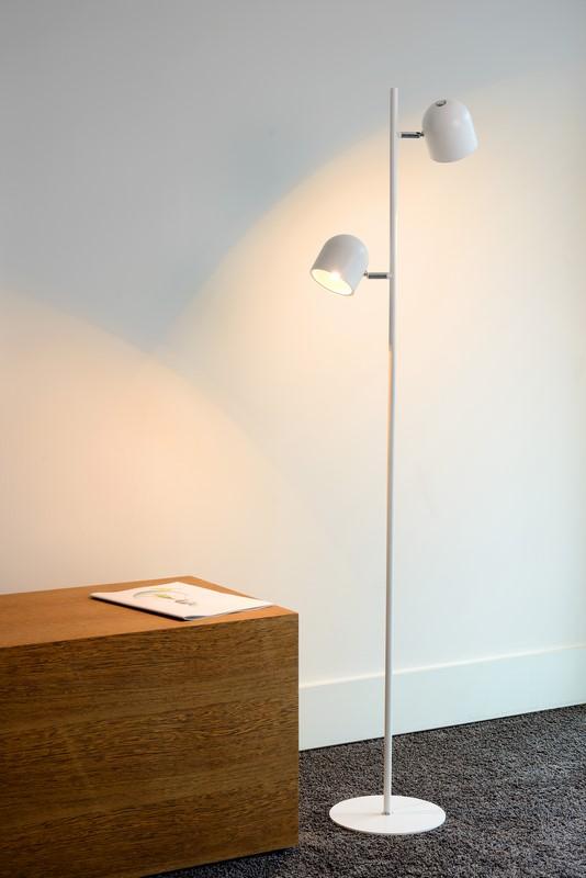 Lampa podłogowa SKANSKA-LED - 03703/10/31