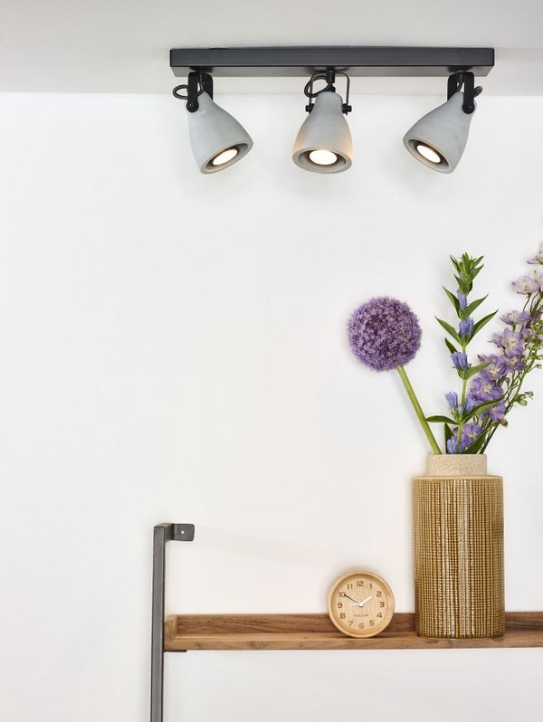 Lampa sufitowa CONCRI-LED - 05910/15/30