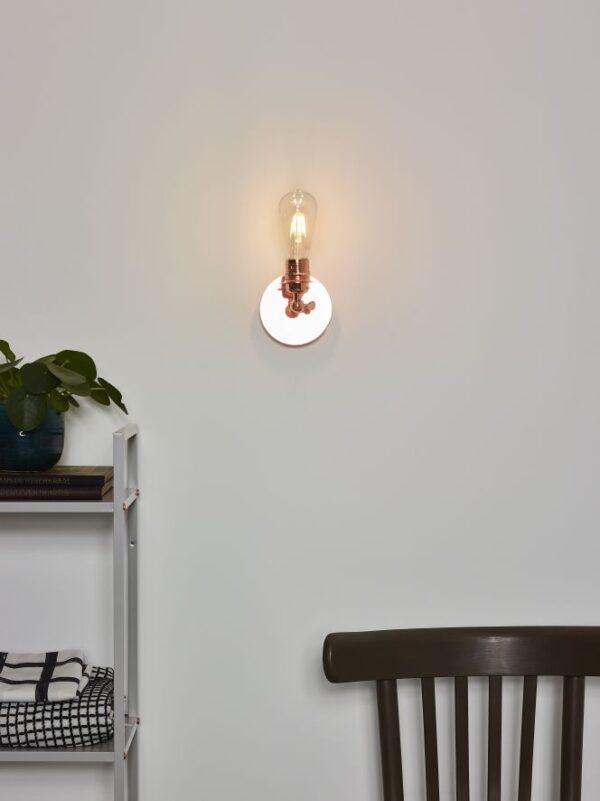 Lampa ścienna RETRO - 08223/01/17
