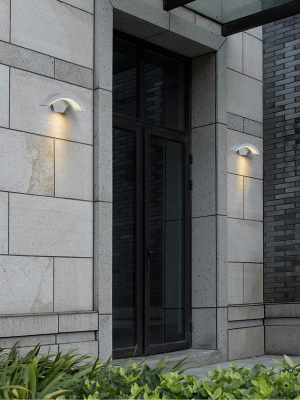 Lampa ścienna HARLEM - 220960187