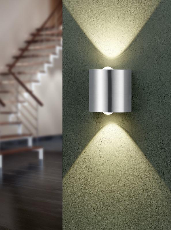 Lampa ścienna WALES - 225510207