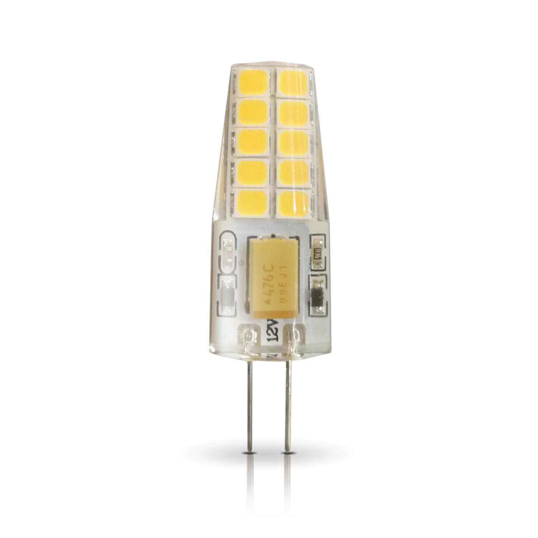 Żarówka LED G4 2,5W barwa CIEPŁOBIAŁA - KAG42,5WCB