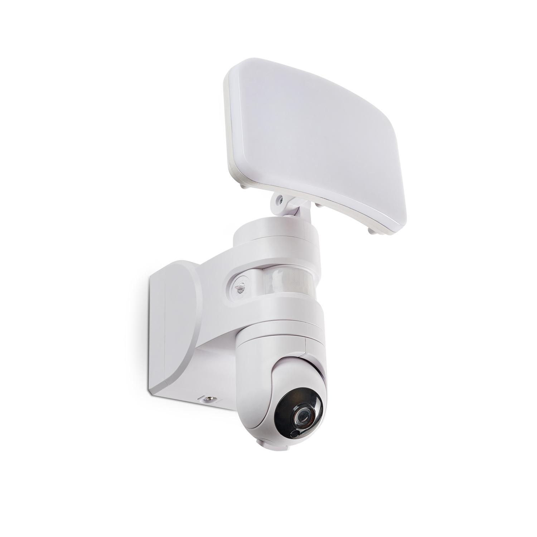 Naświetlacz LED KAMI 10W barwa NEUTRALNA (czujnik ruchu + kamera) - KFKI10NB