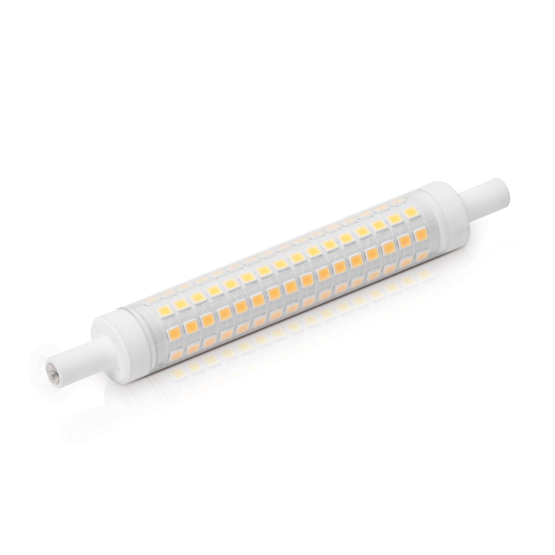 Żarówka LED R7s J118mm 11W barwa CIEPŁOBIAŁA - KAJ11811WCB
