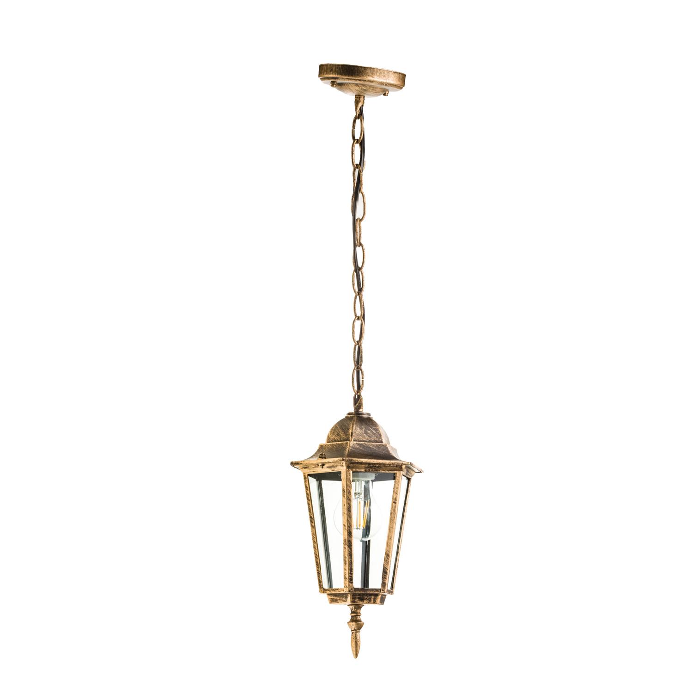 Lampa ogrodowa LO4105 ZŁOTA - KTLO4105ZLAL