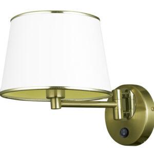 IBIS LAMPA KINKIET 1X40W E14 PATYNA - 21-01279